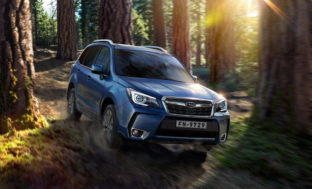 No hay nada que te frene. Subaru Forester You are here: 1