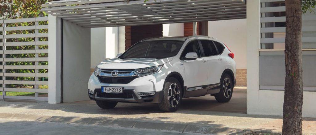 Honda CR-V Hibrido