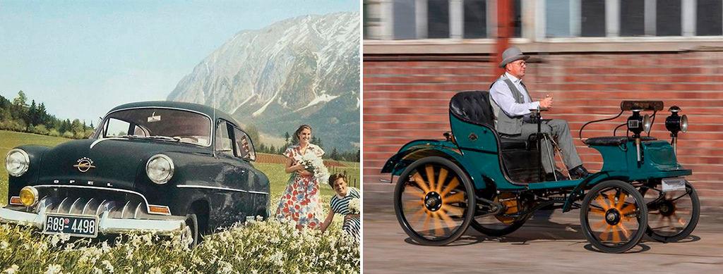 Opel 120 años
