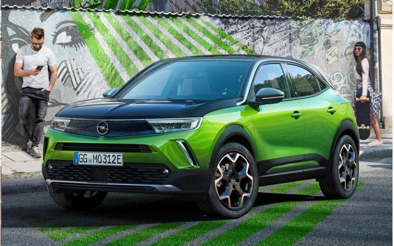 Nuevo Opel Mokka-e 2021