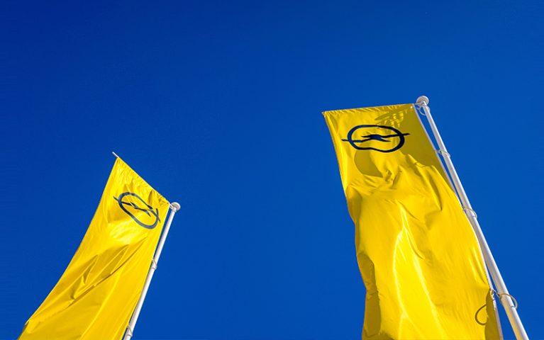 Opel Masternou absorbe Motor Reprís