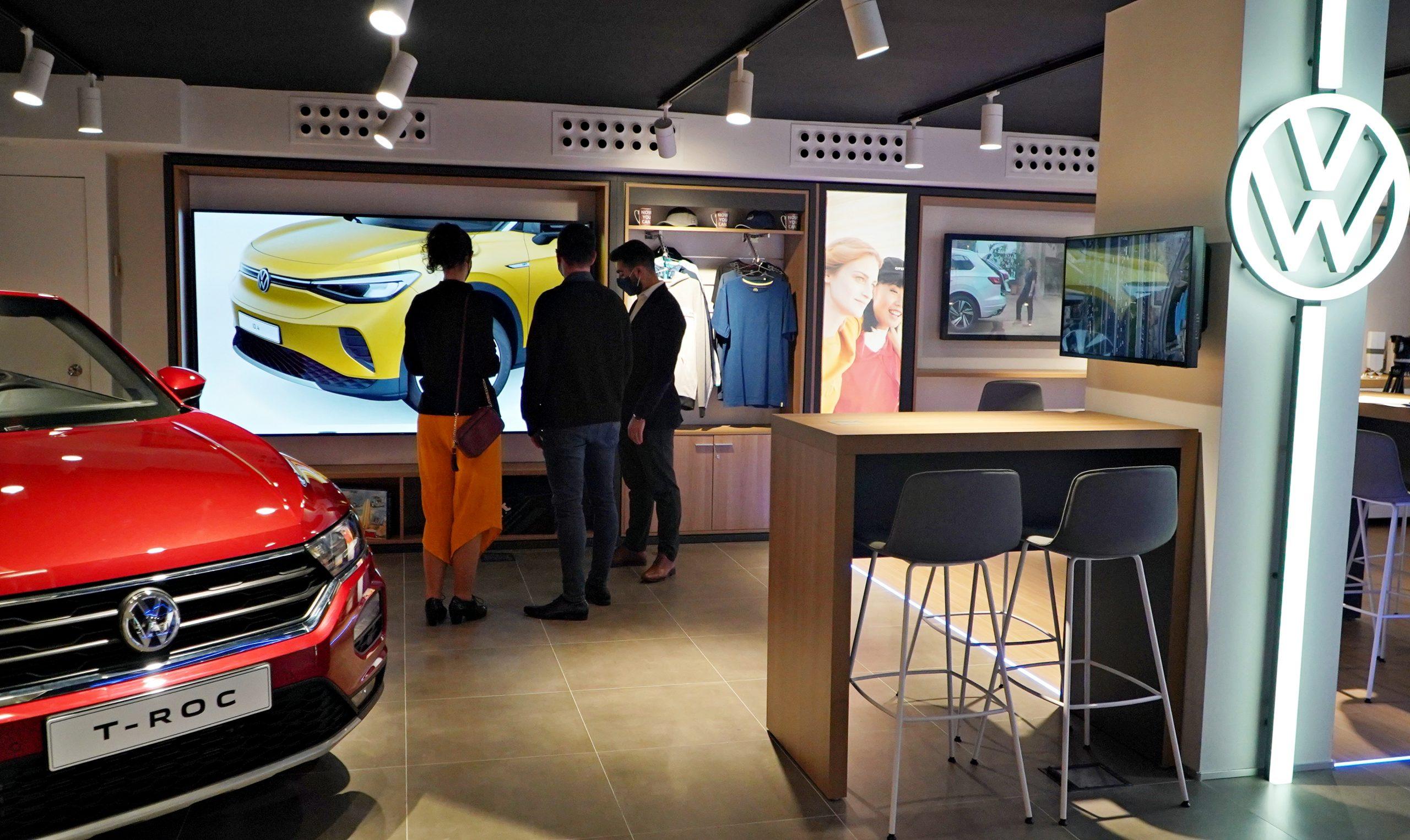 Volkswagen City Store Mogauro Gran Via 751 Barcelona
