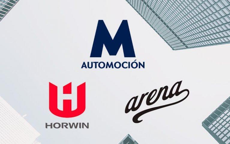 M Automoción motos eléctricas Horwin Arena