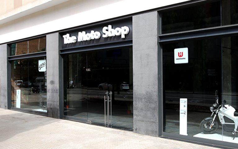 The Moto Shop Barcelona